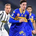 Dennis Man a bifat 81 de minute în meciul cu Juventus. Sursă foto: Twitter Parma