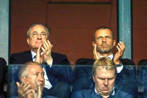 """Președintele UEFA, atac la Florentino Perez în direct la TV: """"Există șanse ca Real Madrid - Chelsea să nu se mai joace!"""""""