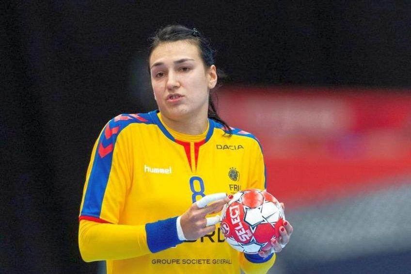Cristina Neagu s-a retras de la echipa națională