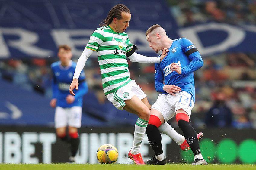 Rangers este campioana Scoției în acest sezon // foto: Guliver/gettyimages