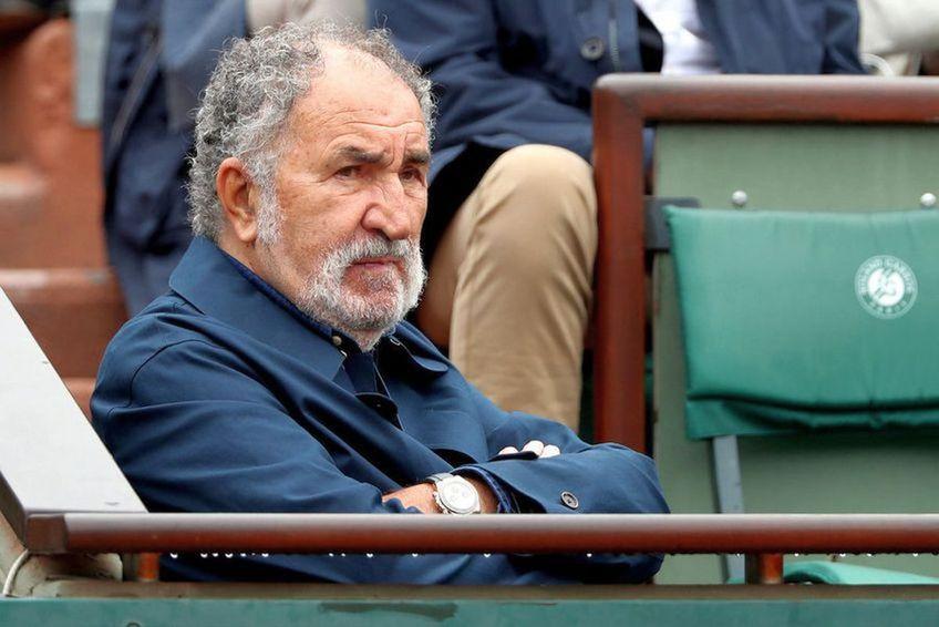 Ion Țiriac nu mai e cel mai bogat român. Sursă foto: Guliver/Getty Images