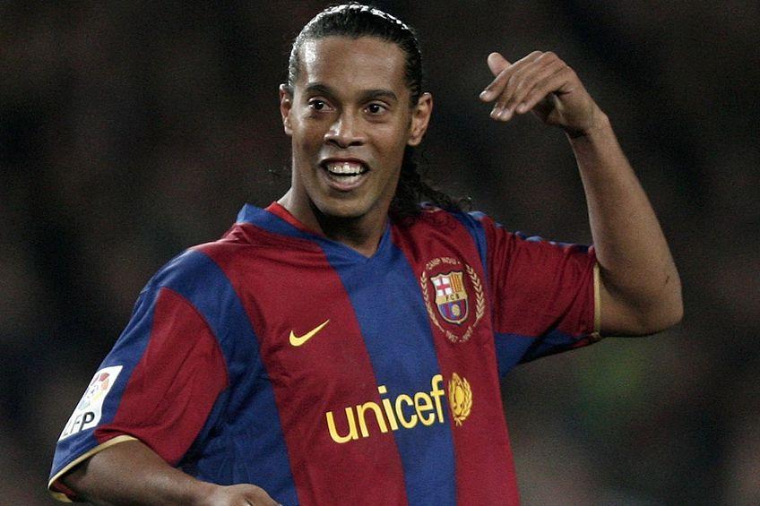 Ronaldinho FOTO Guliver/Gettyimages