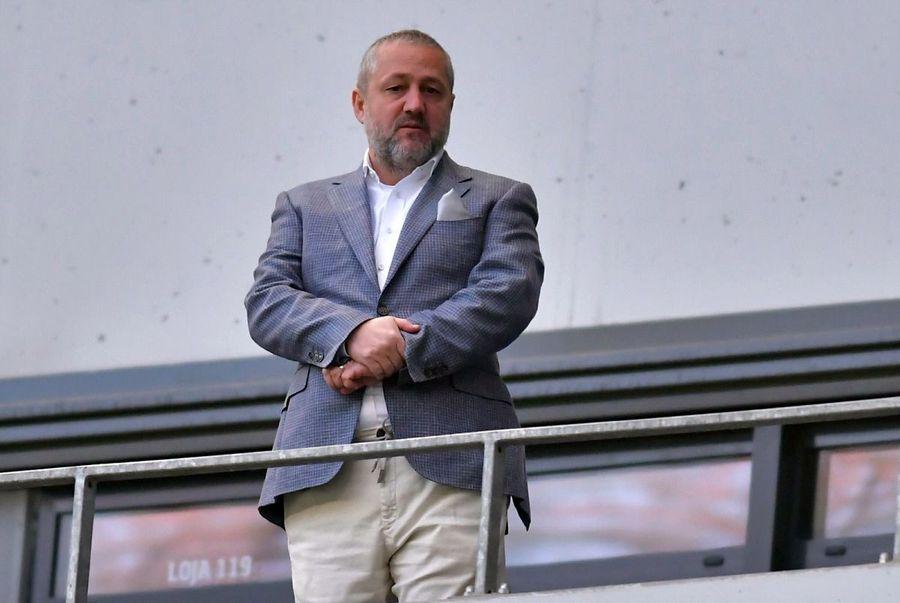 Mihai Rotaru, patronul CS Universitatea Craiova