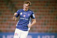 CFR Cluj, gata să facă primul transfer pentru campionatul viitor! Iordănescu vrea un vârf care are 36 de goluri în acest acest sezon