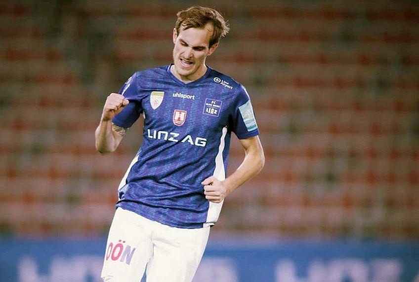 CFR Cluj îl vrea pe Fabian Schubert