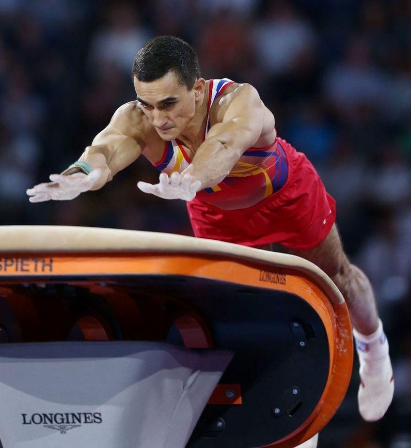 Marian Drăgulescu are în palmares optsprezece medalii europene FOTO Imago
