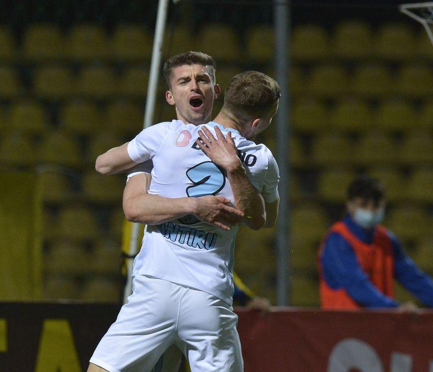 Academica Clinceni și FCSB închid etapa cu numărul 3 din play-off-ul Ligii 1, astăzi, de la ora 20:15.
