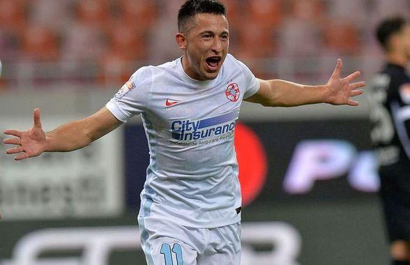 """Sacrificiul lui Moruțan: """"Nu m-am simțit foarte bine azi"""" » Ce echipă vede peste CFR"""