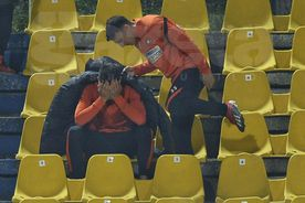 Iulian Cristea, în lacrimi după înlocuirea din Clinceni - FCSB! Explicația lui Toni Petrea