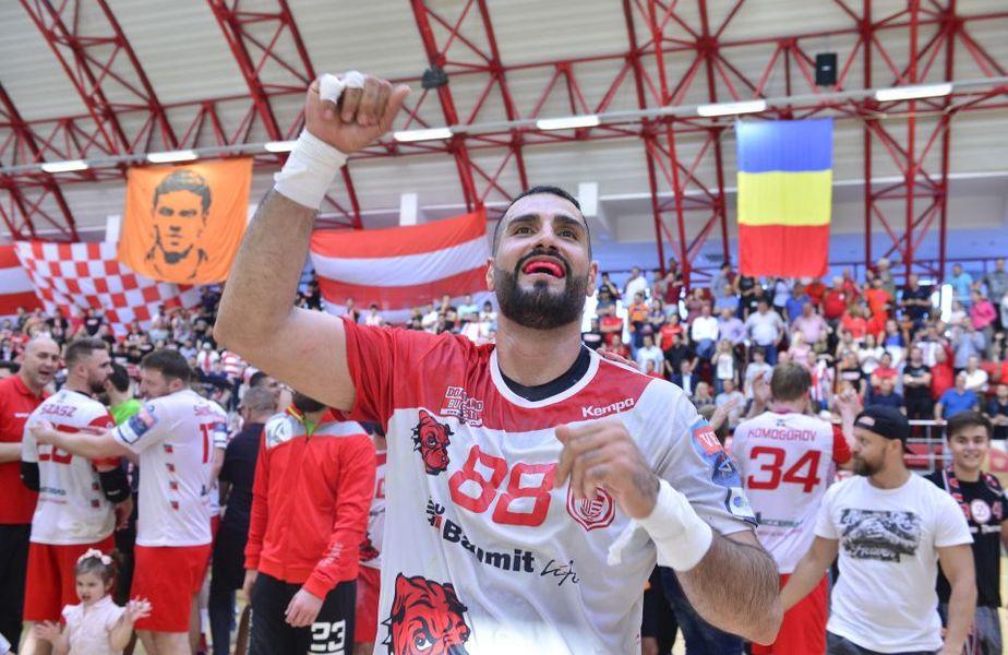Alireza Mousavi, fundașul lui Dinamo