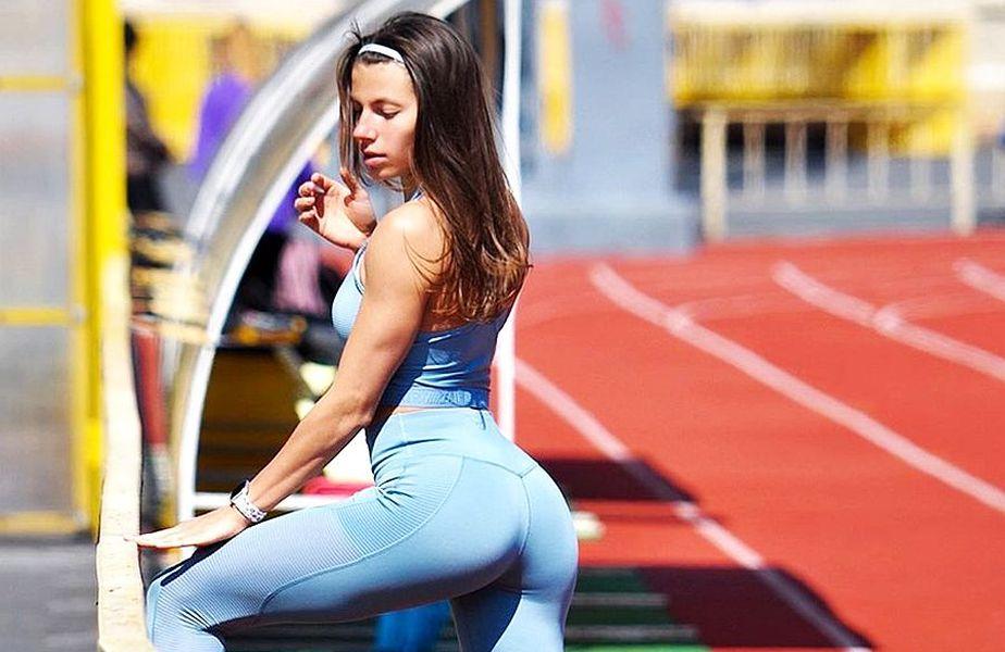 Maryna Bekh-Romanchuk a câștigat medalia de argint la Campionatele Europene din 2018 // sursă foto: Instagram @ marynabekh