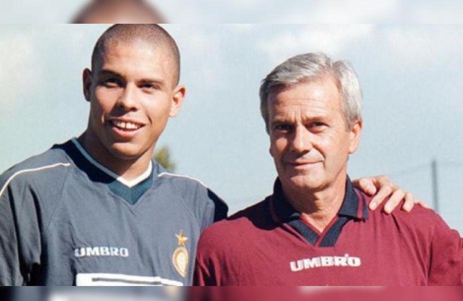 """S-a stins Gigi Simoni, """"cel mai bun antrenor al lui Ronaldo"""""""