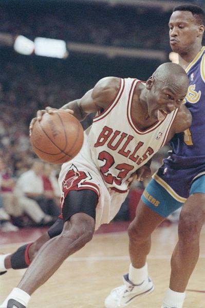 Michael Jordan - evergreen