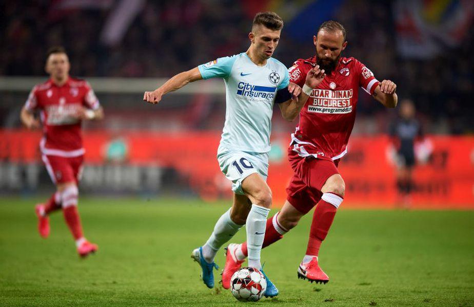 Un eventual duel Tănase - Puljici în finala Cupei va fi probabil relocat în București FOTO Raed Krishan
