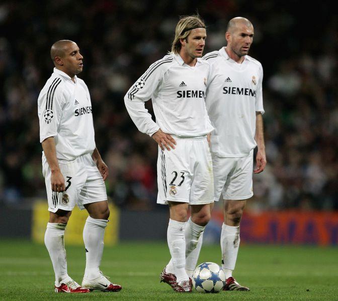 Real Madrid - evergreen