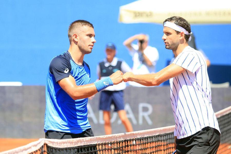 Alertă în ATP: Djokovic a plecat de urgență la Belgrad! După Dimitrov, încă un jucător din Adria Tour are noul coronavirus