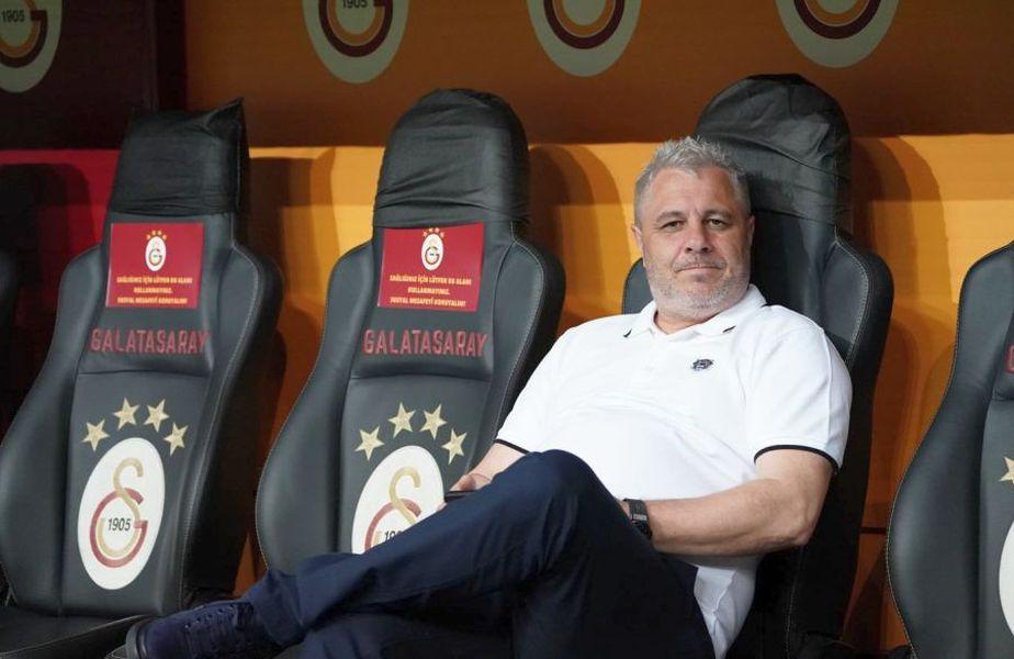 Marius Șumudică a smuls un egal pe terenul lui Galatasaray // foto: Facebook @ Gaziantep Futbol Kulubu