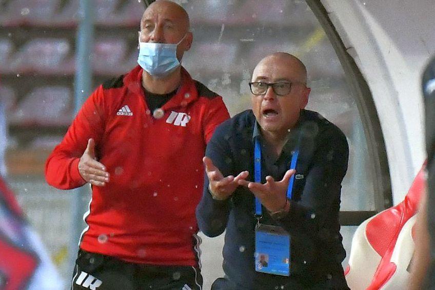 Leo Grozavu deplânge situația de la Dinako