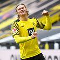 Erling Braut Haaland, Borussia Dortmund // foto: Guliver/gettyimages