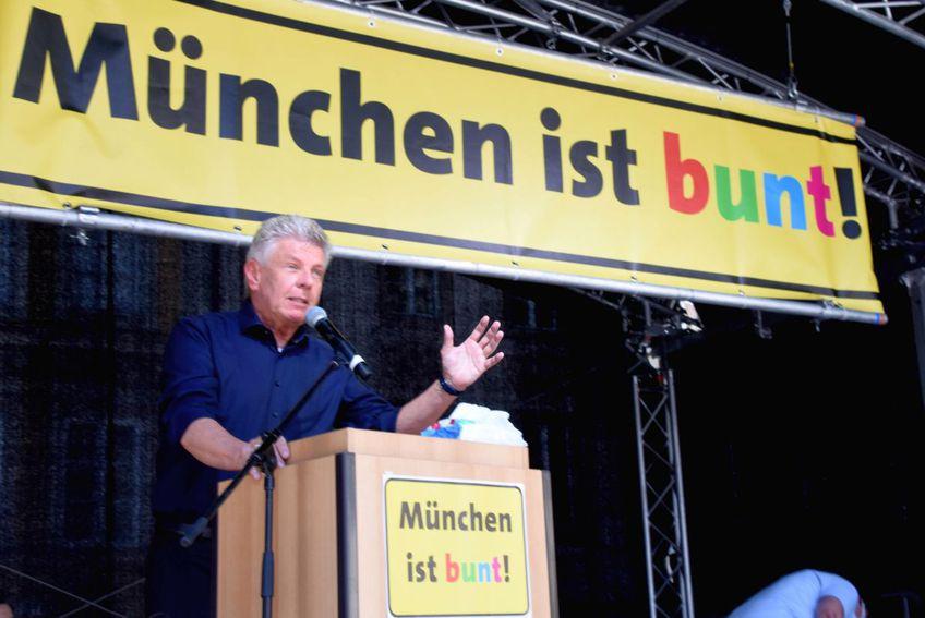Dieter Reiter, primarul din Munchen, are un nou plan pentru meciul cu Ungaria. Foto: ImagoImages