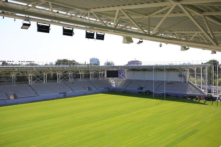 """Stadionul """"Arcul de Triumf"""" va fi inaugurat oficial pe 3 iulie, cu meciul-test de rugby România - Argentina. Partida va începe la ora 21:00 și va fi transmisă de TVR 1."""