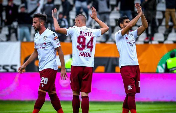 """Un fost antrenor al Rapidului, verdict crunt pentru echipa lui Dan Alexa: """"Niciun jucător nu are spiritul clubului! E deranj mare acolo"""""""