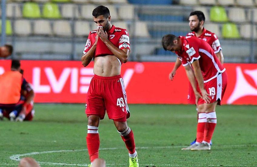 Încă 7 cazuri de COVID-19 la Dinamo, toți jucători
