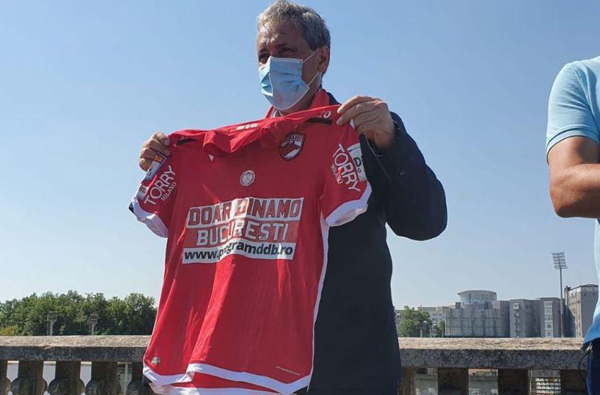 Marcel Vela este un fan al lui Dinamo