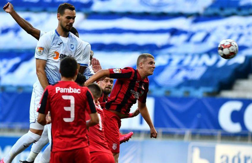 Craiova este liderul din Liga 1