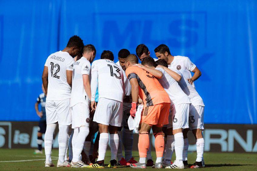 Inter Miami a 5 înfrângeri în 5 meciuri în MLS // foto: Facebook @ Inter Miami CF
