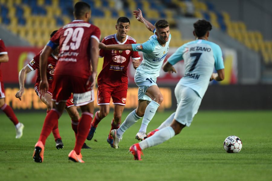 SEPSI - FCSB, finala Cupei României / FOTO: Raed Krishan