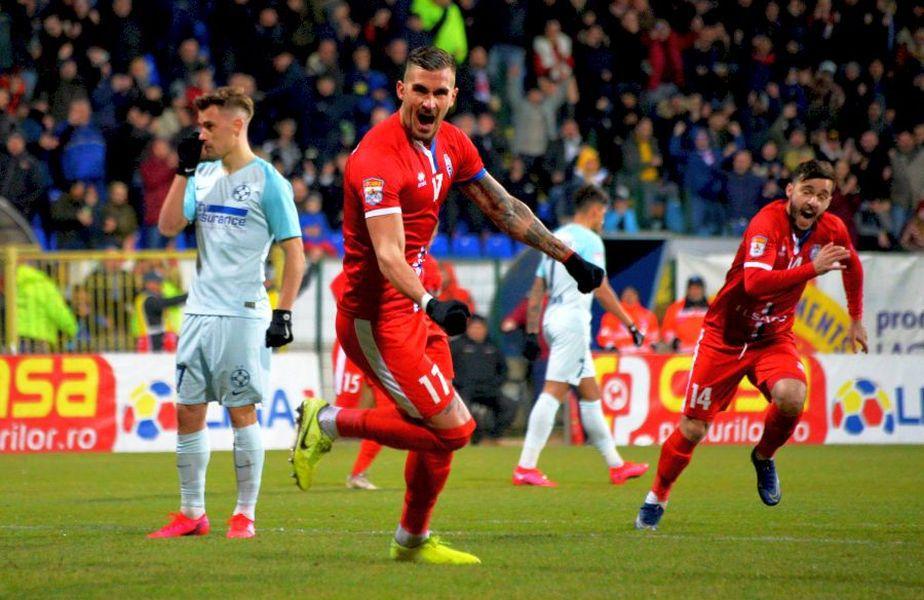 Cum e influențată lupta la titlu și de ce a declanșat FC Botoșani sărbătoare