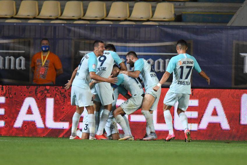 SEPSI - FCSB, finala Cupei României