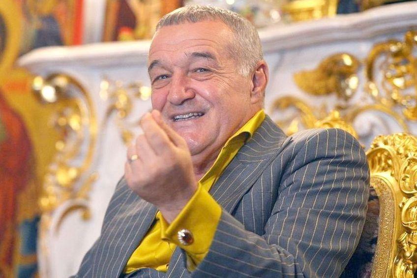 Gigi Becali, patron FCSB