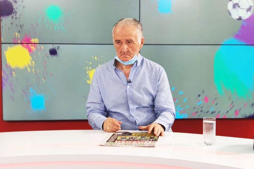 Ion Ionescu, în studioul GSP
