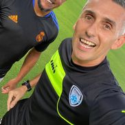 Dan Ucenic cu Roberto Carlos