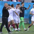 Mihai Iosif, antrenorul lui Rapid, a detensionat atmosfera la conferința de presă premergătoare meciului cu CS Mioveni.