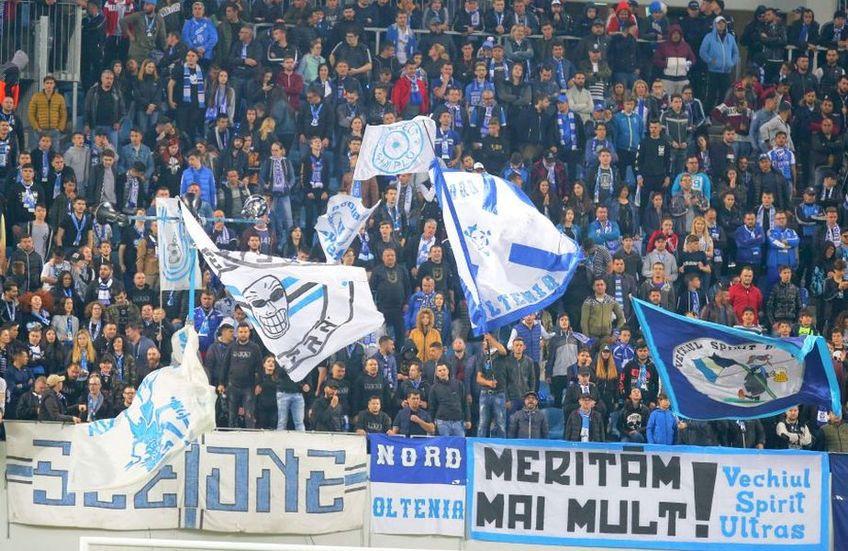 CS Universitatea Craiova a fost învinsă de albanezii de la Laci, scor 0-1, în prima manșă a turului 2 preliminar din UEFA Conference League. Fanii olteni i-au cerut demisia antrenorului grec Marinos Ouzounidis (52 de ani).