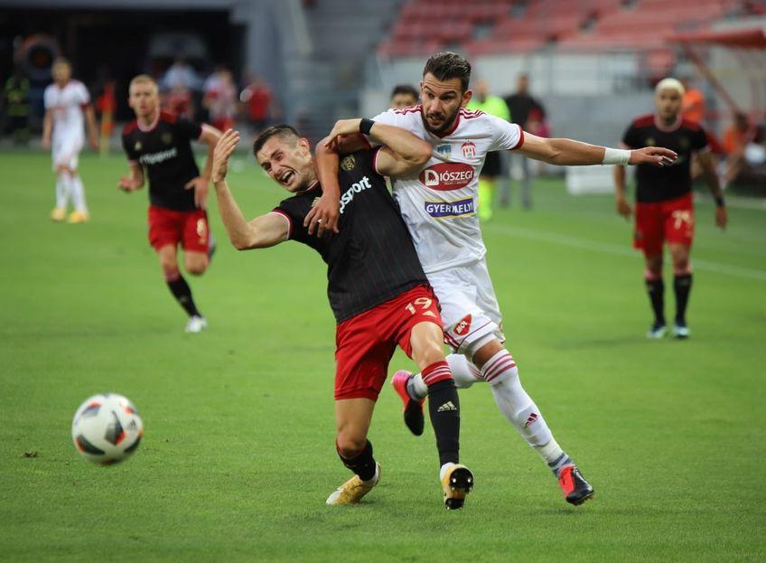 Spartak Trnava - Sepsi OSK 0-0 FOTO: facebook.com/osksepsi