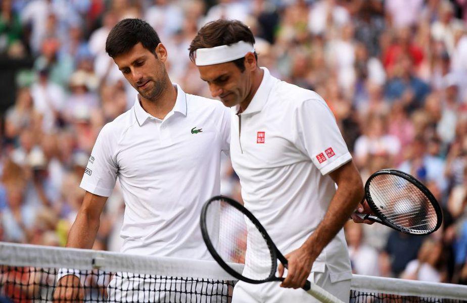 Djokovic și Federer s-ar putea revedea în semifinale la US Open // foto: Guliver/Getty Images