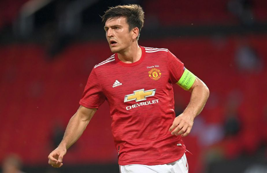 Harry Maguire // foto: Guliver/gettyimages