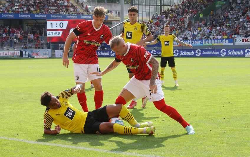Freiburg - Dortmund 2-1 Foto:Imago
