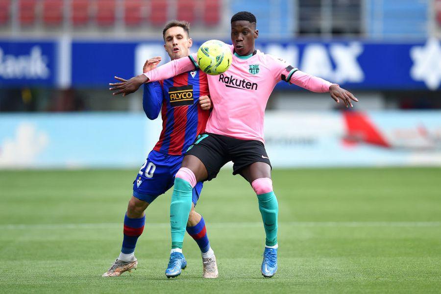 Un jucător de la Barcelona refuză să-și prelungească contractul și a decis să renunțe și la naționala Spaniei!