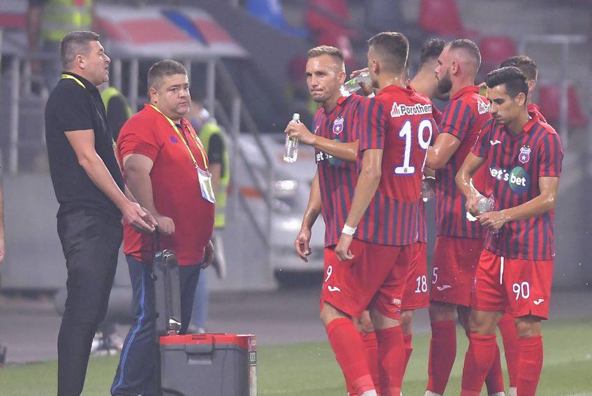Oprița a promovat-o pe Steaua în Liga 2