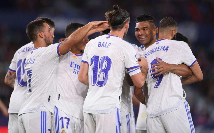 Levante - Real Madrid » La Liga, etapa 2, LIVE pe GSP.ro