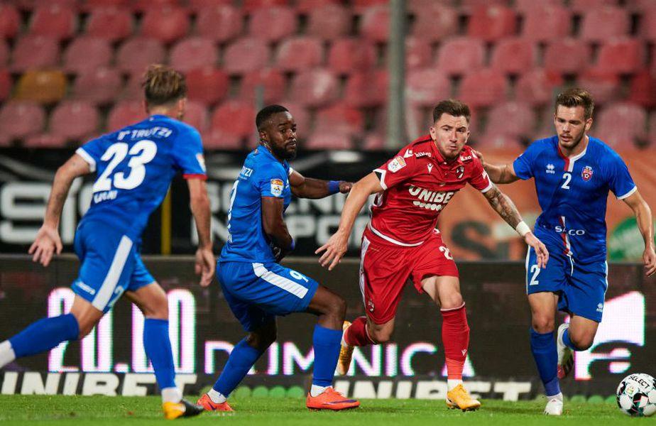 Reagy Ofosu, FC Botoșani, a avut evoluții apreciate în acest debut de sezon // foto: Instagram @ rea_fosu