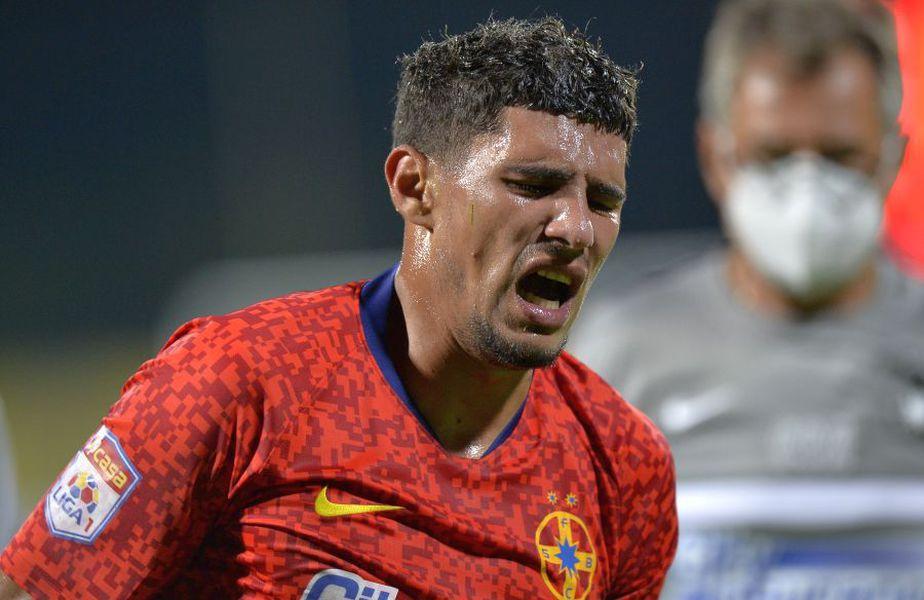 Cinci fotbaliști de la FCSB, printre care și Florinel Coman, au fost  depistați pozitiv cu coronavirus!