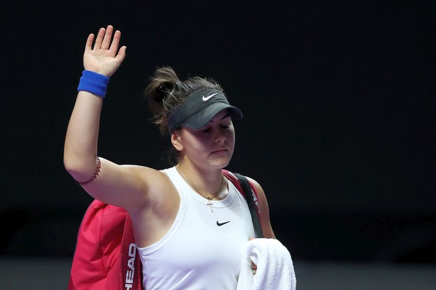 Bianca Andreescu. foto: Guliver/Getty Images