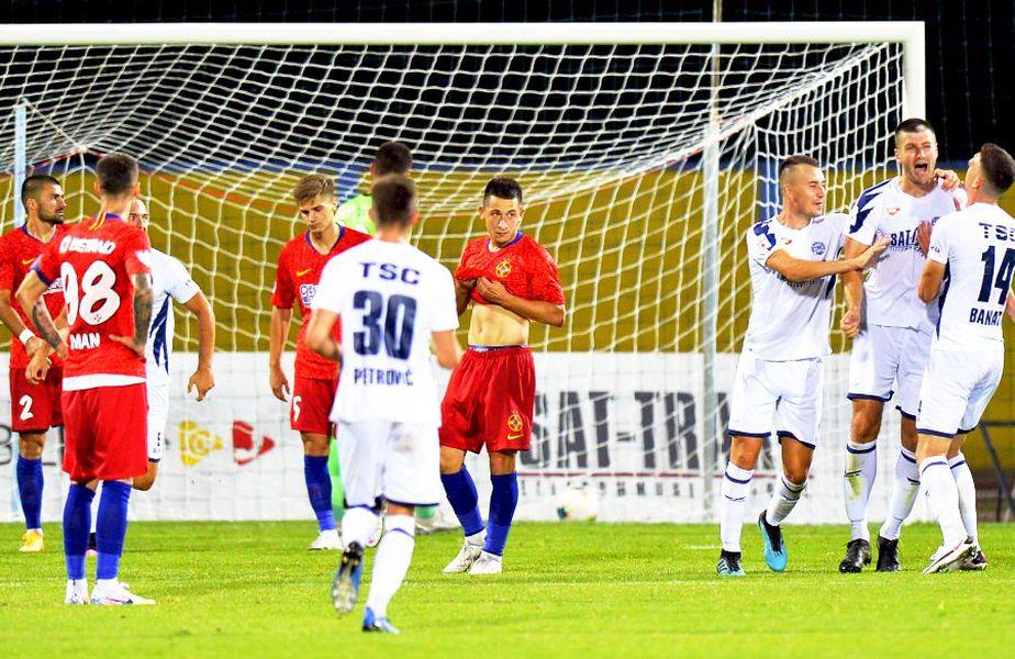 FCSB a fost din nou lovită de coronavirus înaintea meciului de joi cu Slovan Liberec