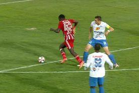Inexplicabil! Farul, dezavantajată clar în meciul cu Sepsi: penalty inventat pentru covăsneni!